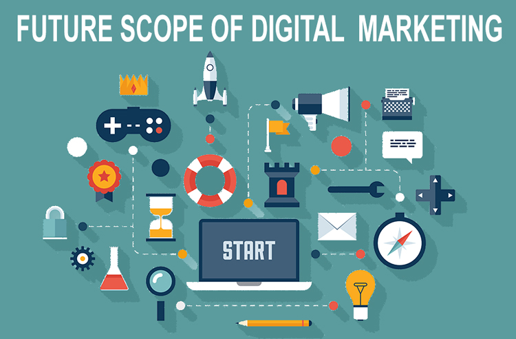 rise of digital marketing